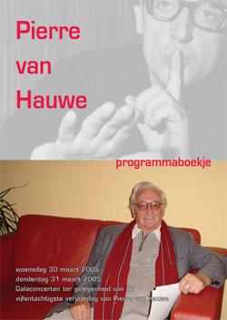 Pierre van Hauwe