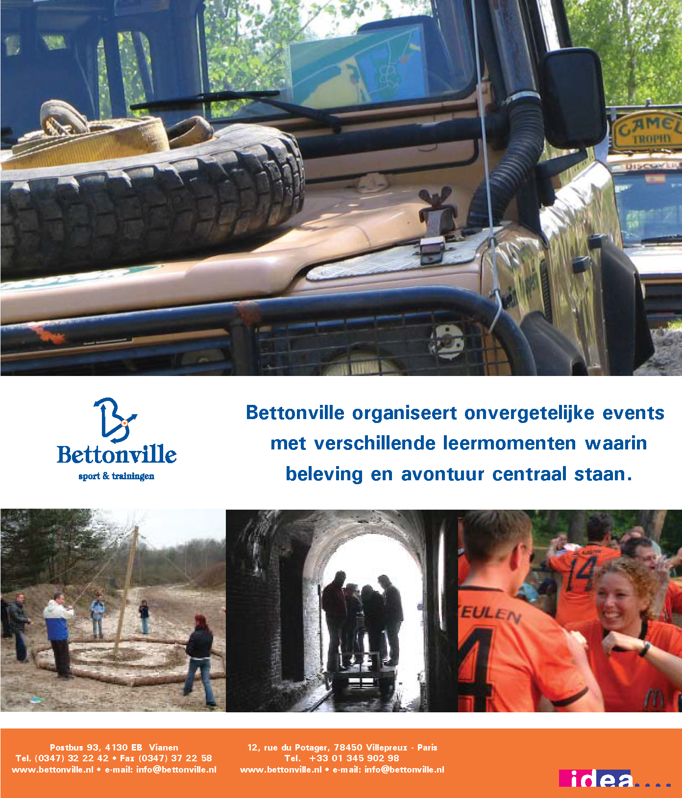 Bettonville Sport & Trainingen