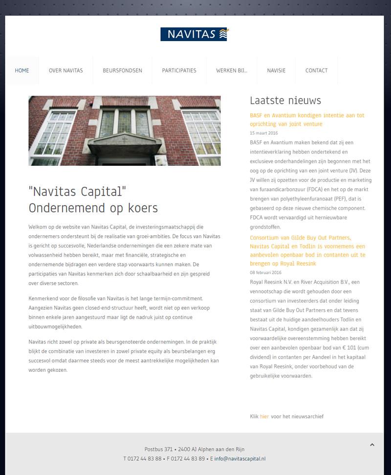 Navitas Capital 2016