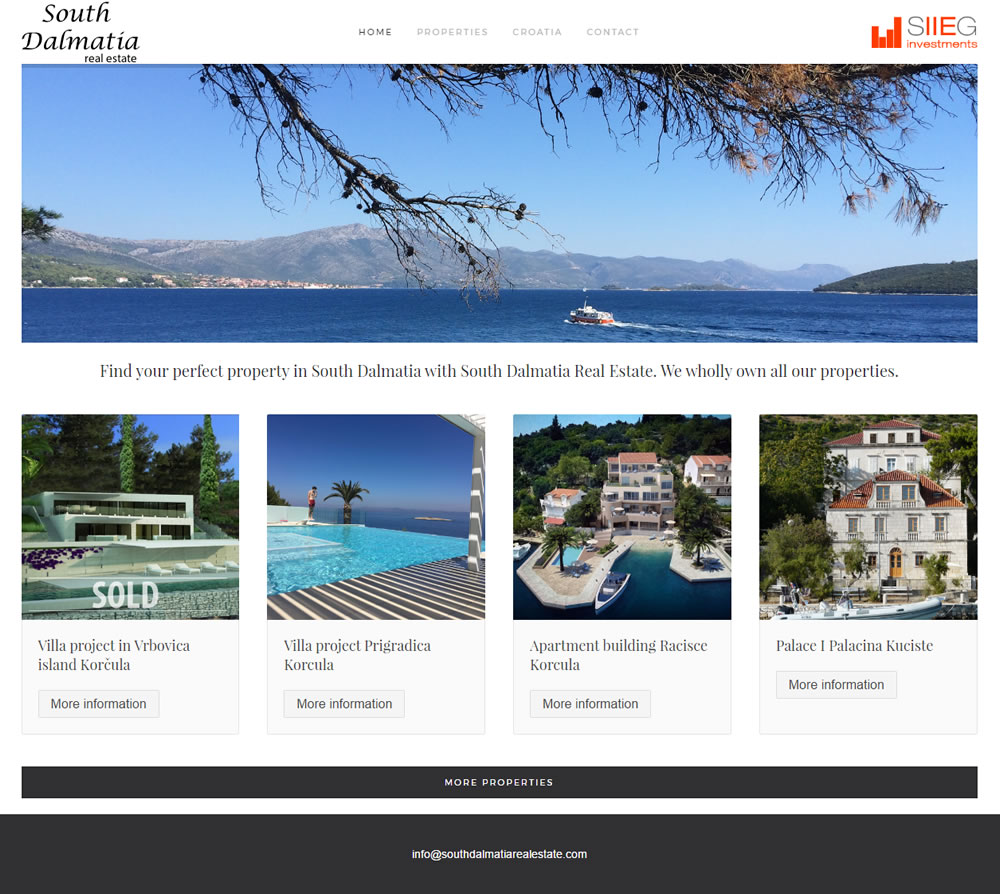 South Dalmatia Real Estate