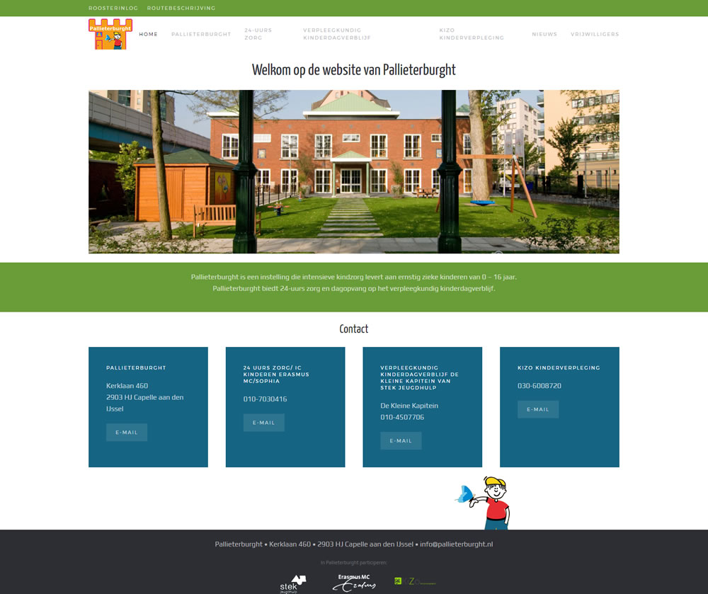 Website Pallieterburght