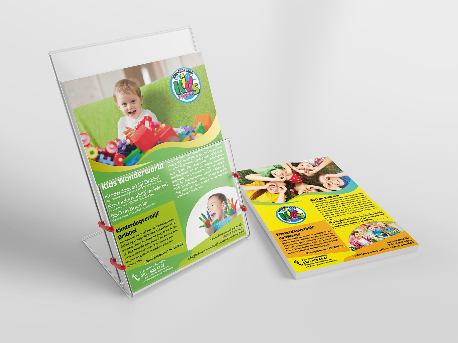 Flyer Kids Wonderworld