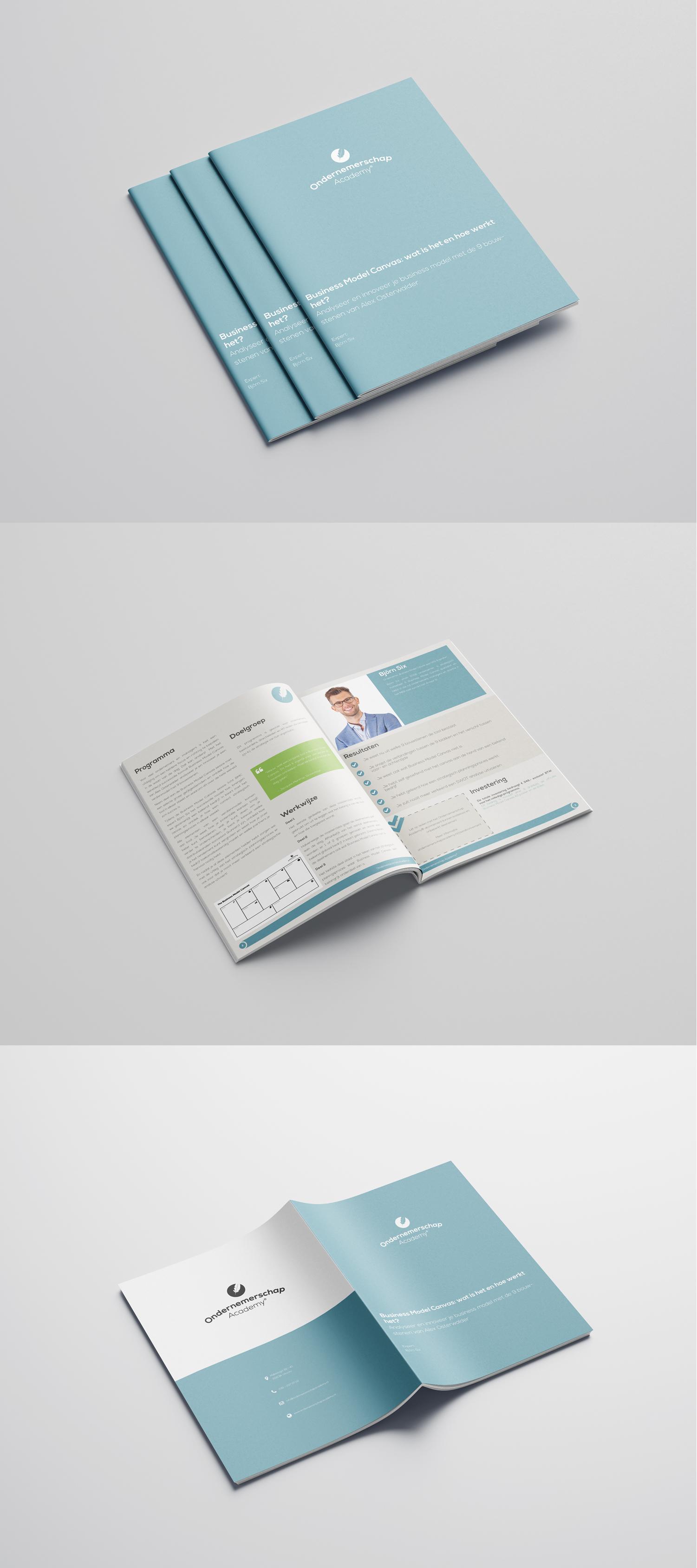 Brochures Ondernemerschap Academy®