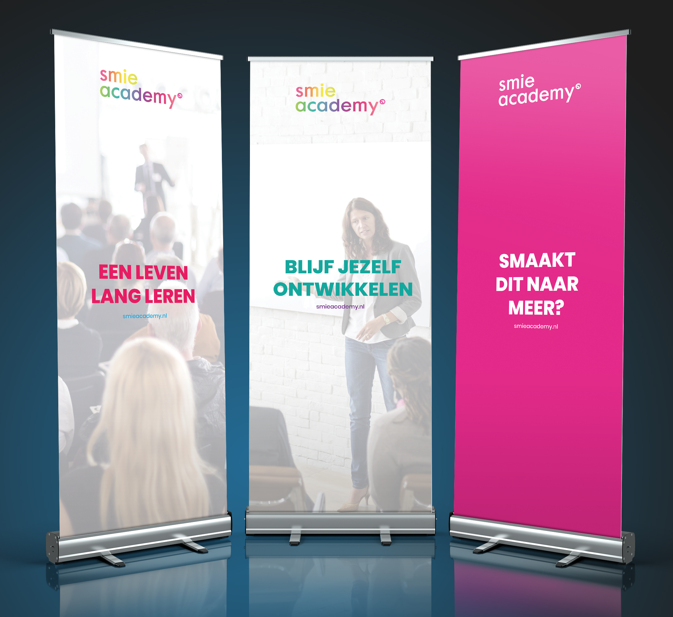 Banners Smie Academy