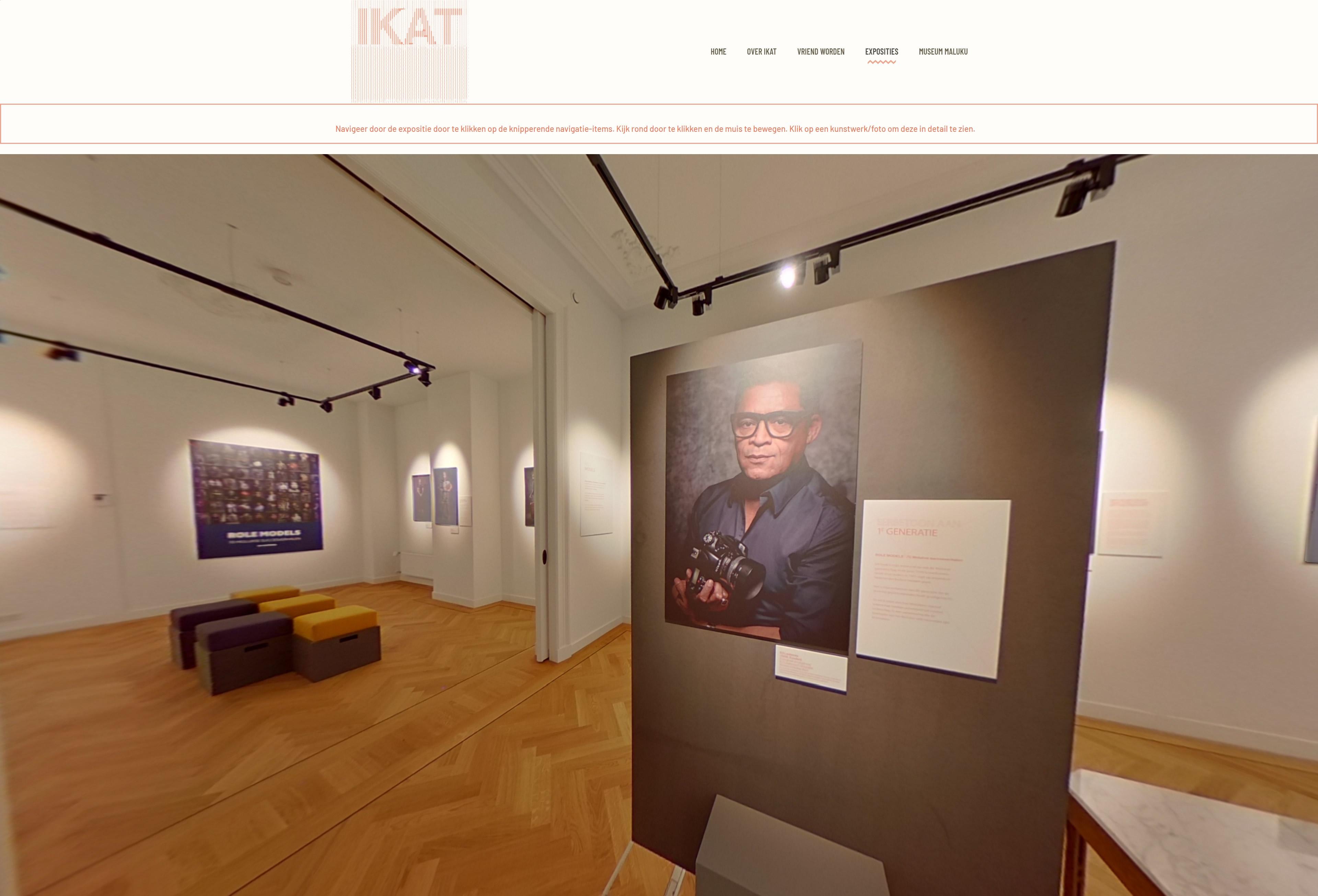 Virtuele expositie Museum Maluku